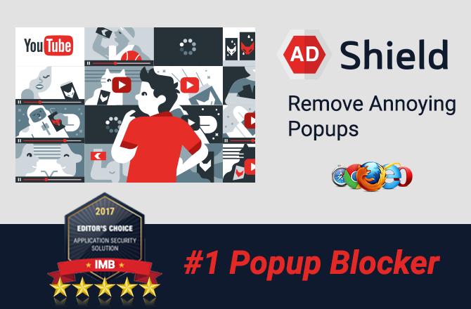 AdShield Popup Blocker